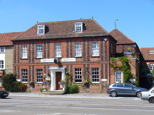 Ripley, The Clock House,High Street, Surrey © Colin Smith
